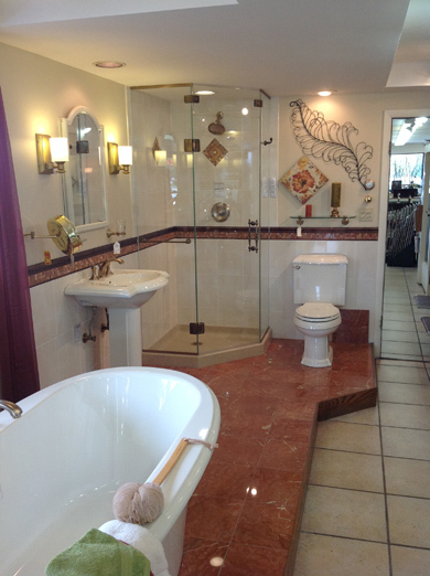 Dickow Cyzak Tile Co, Bathroom Remodeling Services